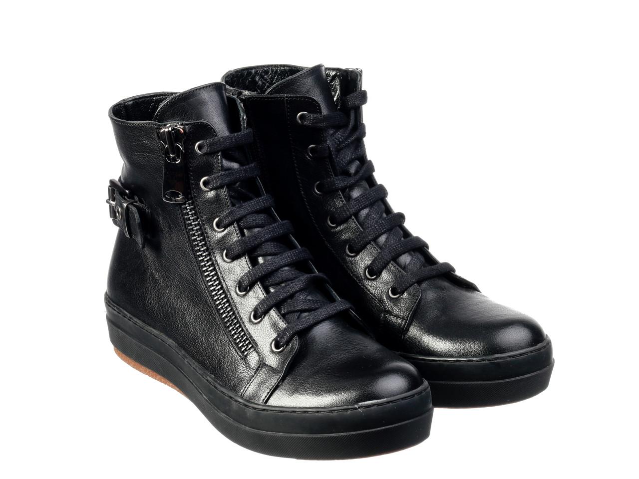 Черевики Etor 4481-32-274-2 чорні