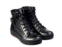 Черевики Etor 4481-32-274-2 чорні, фото 1