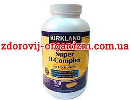 Комплекс витаминов группы В Kirkland Super B