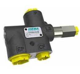 Чувствительный к нагрузке приоритетный клапан Hema Endustri A.S