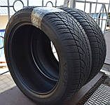 Шини б/у 275/45 R20 Dunlop SP Winter Sport 3D, ЗИМА, пара, фото 4