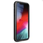 LAUT CRYSTAL MATTER защитный чехол-накладка для iPhone 11 Pro Max (2019), черный, фото 2