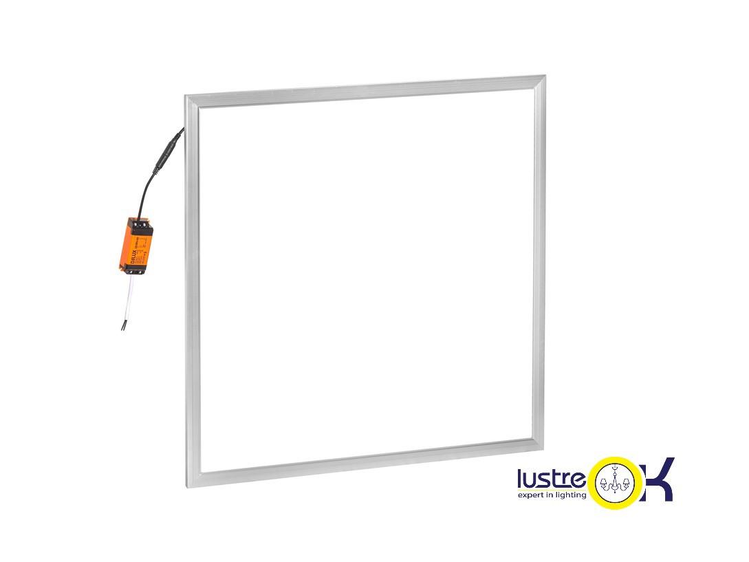 LED панель Светильник светодиодный офисный DELUX LED PANEL 41 44W 6500K (595*595) opal