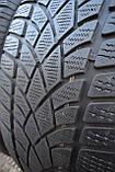 Шини б/у 275/45 R20 Dunlop SP Winter Sport 3D, ЗИМА, пара, фото 7