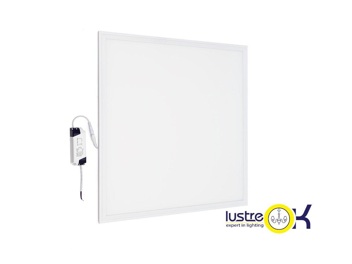 LED панель Светильник светодиодный офисный DELUX LED PANEL-42 44W 4200K (595*595) opal