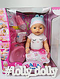 Кукла Беби Борн Пупс Baby Born BL 023 D, фото 3