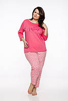 Женская пижама Taro 2242 Agnieszka (2XL-3XL)