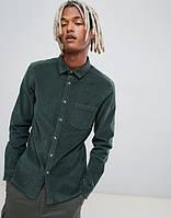 Мужская рубашка из вельвета, стандартный и большой размер есть. Цвет на выбор
