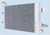 Радиатор кондиционера для автомобиля Сеат, Шкода, Фольксваген.