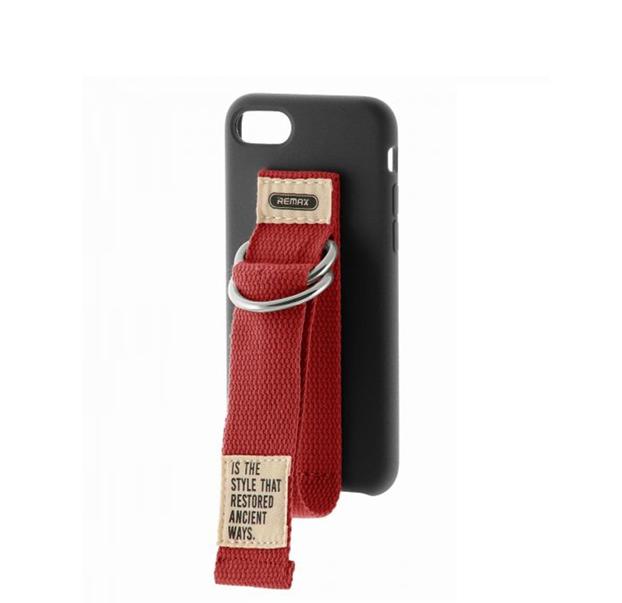 Чехол Remax Mathilda iPhone 7, Black