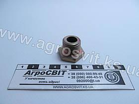 Пробка (заглушка резьбовая) М18х1,5 (под ключ)