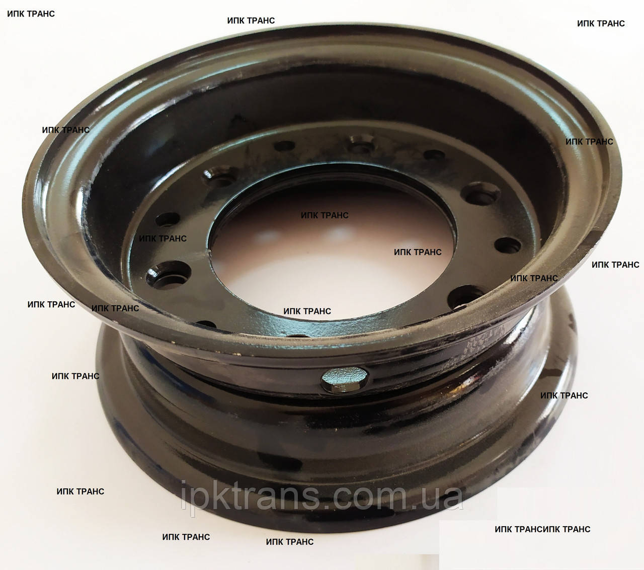 Диск колесный 5.00-8 Komatsu FD15T-20, разборный 34A2800110, 34A-28-00110