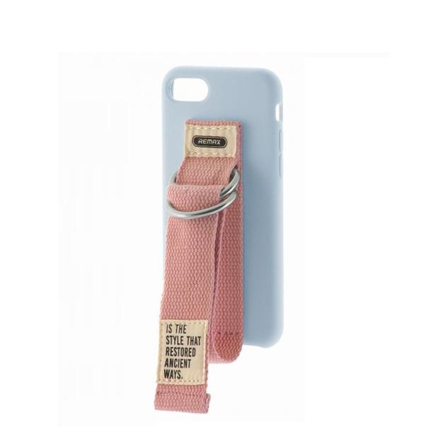 Чехол Remax Mathilda iPhone 7, Blue