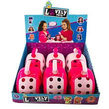 Кукла Lovely Pets c волосами и аксессуарами (10 см)