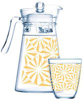 Набор питьевой 7 пр Neo Sofya Gold Luminarc P5597