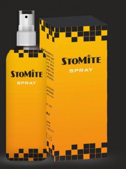 StoMite - эффективный спрей от клещей СтоМит
