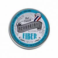 Паста FIBER для волос текстурирующая с волокнами 15 мл BEARDBURYS