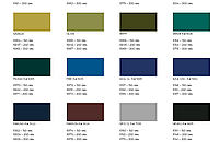 Тентовая пвх ткань Sauleda 670 гр/м2 Испания ширина 3м. для тентов, палаток, альтанок, тентовая фурнитура