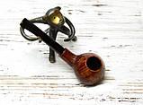 Трубка для курения Prince ручная работа, фото 4