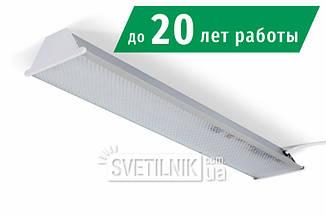 Линейный LED светильник 525x100 / 3W / 4200K / Колотый лед (S-603-i)