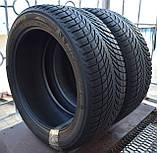Шины б/у 255/45 R20 Michelin Latitude Alpin LA2, ЗИМА, пара, фото 4