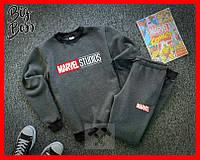 Мужскойспортивный костюм осень - зима Marvel Studios.