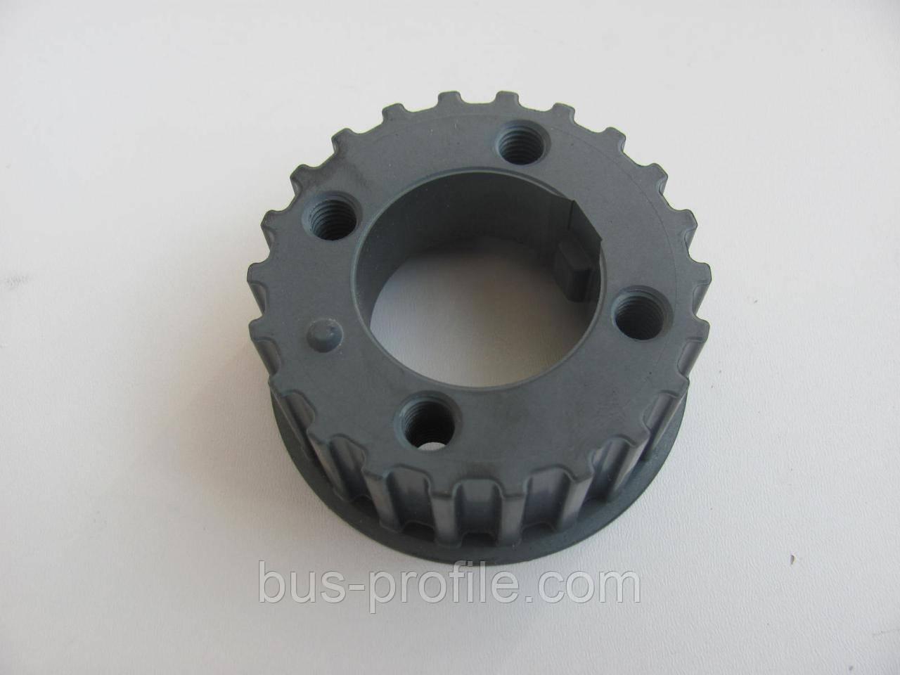 Шестерня коленвала VW T4 2.4D/LT/T4 2.5TDI, 98-/Crafter 2.5TDI, 06- (большая шпонка) — FEBI BILSTEIN — 36581