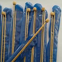 Спицы длинные бамбуковые №2,5
