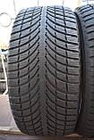Шины б/у 255/45 R20 Michelin Latitude Alpin LA2, ЗИМА, пара, фото 2