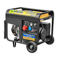 Бензиновий генератор SADKO GPS-8500EF