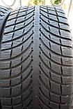 Шины б/у 255/45 R20 Michelin Latitude Alpin LA2, ЗИМА, пара, фото 3