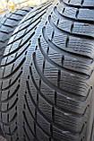 Шины б/у 255/45 R20 Michelin Latitude Alpin LA2, ЗИМА, пара, фото 9