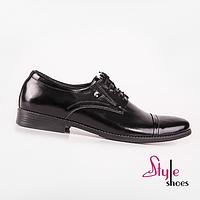 Чоловічі класичні туфлі, фото 1