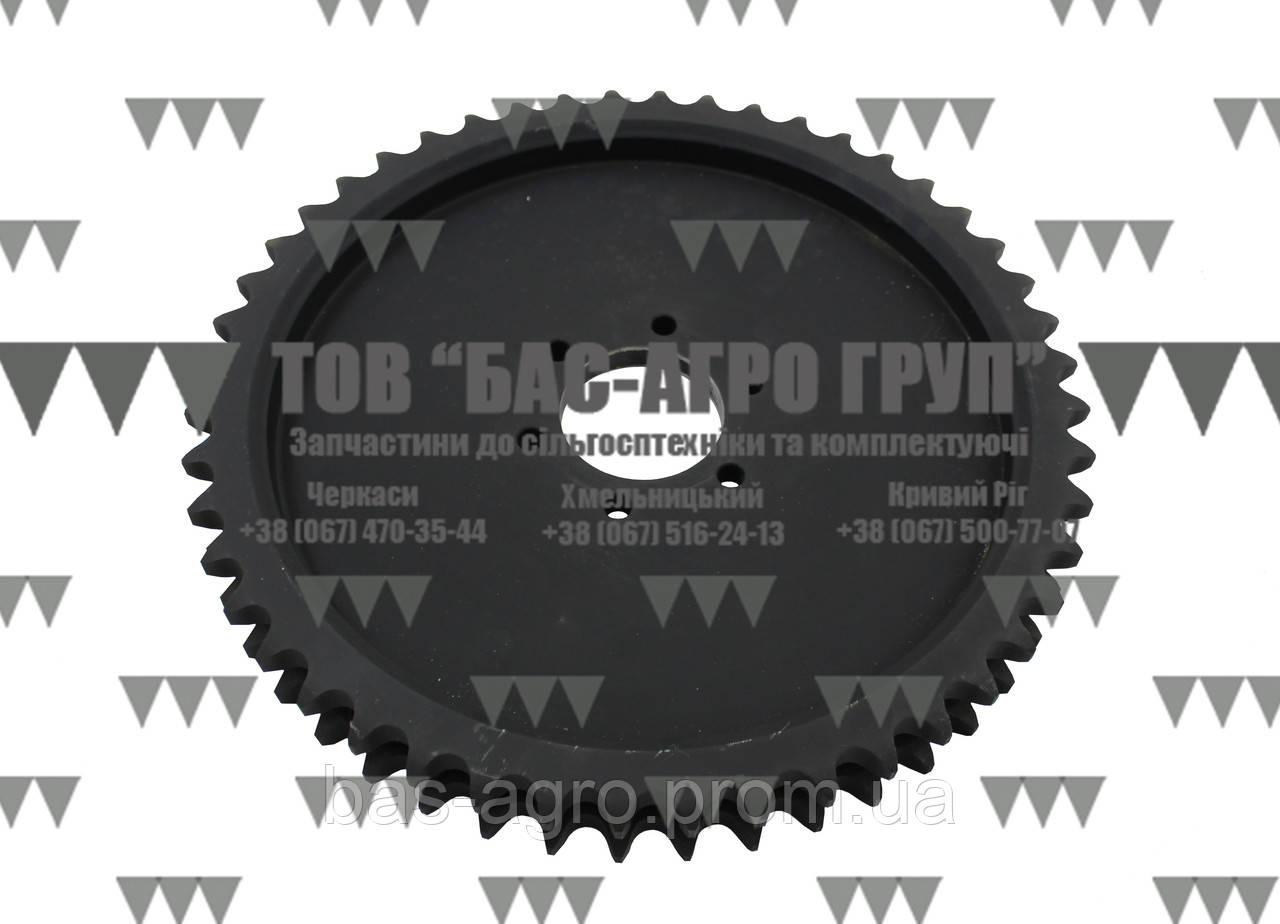 Звездочка двойная Z 48 Oros 1.307.394 аналог