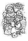Дарунок святого Миколая: вірші, казки, оповідання., фото 4