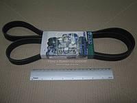 Ремень 6РК-1630 ГАЗ 3302,2705 дв.560 Стандарт, фирм.упак. (покупн. ГАЗ) ХАНСЕ.6РК1630, фото 1