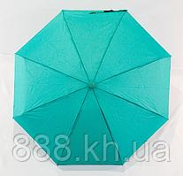 Карманный механический зонт мини женский