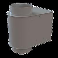 Дымосос ZEVS DP150/235S для дымохода Ø-150 мм