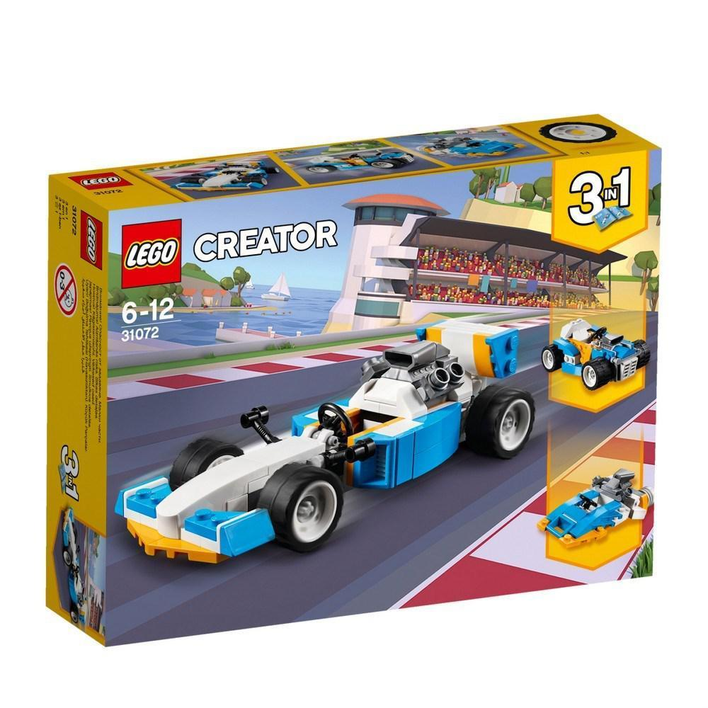 Lego Creator Супердвигатель 31072