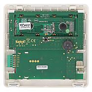 Клавиатура со считывателем карт Satel INT-KLFR-SSW, фото 3