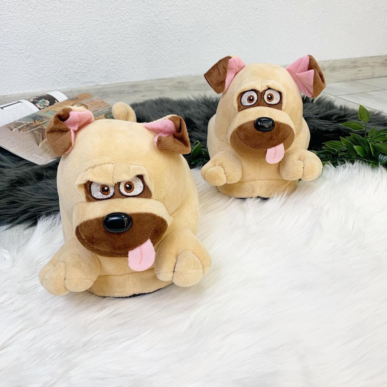 Кімнатні капці іграшки з Мелом