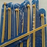 Спицы длинные бамбуковые №3,5