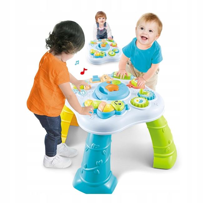 Детский интерактивный столик Leaming table 8777-8582