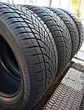 Шины б/у 265/50 R19 Dunlop SP Winter Sport 3D, ЗИМА, 6+ мм, комплект, фото 5