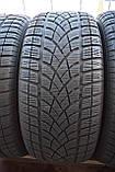 Шины б/у 265/50 R19 Dunlop SP Winter Sport 3D, ЗИМА, 6+ мм, комплект, фото 3