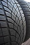 Шины б/у 265/50 R19 Dunlop SP Winter Sport 3D, ЗИМА, 6+ мм, комплект, фото 6