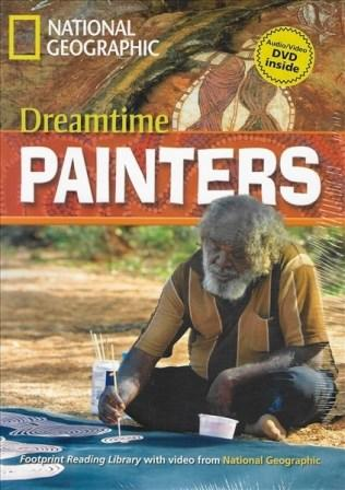 Footprint Reading Library 800 A2 Dreamtime Painters with Multi-ROM