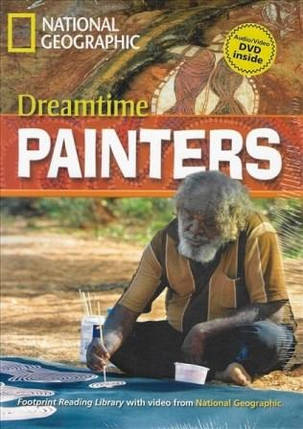 Footprint Reading Library 800 A2 Dreamtime Painters with Multi-ROM, фото 2