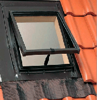 Люк для крыши Roto - выход 45 х 73 см