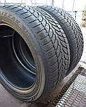 Шины б/у 255/50 R19 Bridgestone Blizzak LM80, ЗИМА, 6-7 мм, пара, фото 5